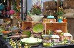 Künstlermarkt in Vogtsburg-Burkheim - SEHENSWERT! - Leider nur 1* im Jahr